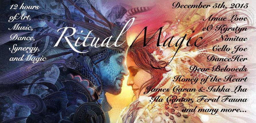 ritual magic image