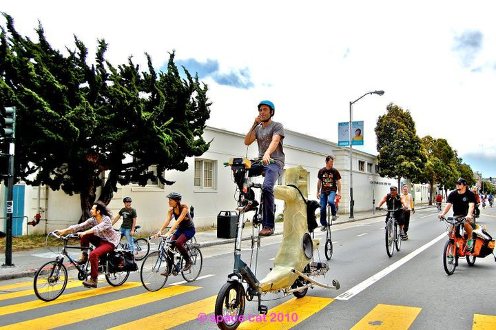 Rock The Bike - Mission District